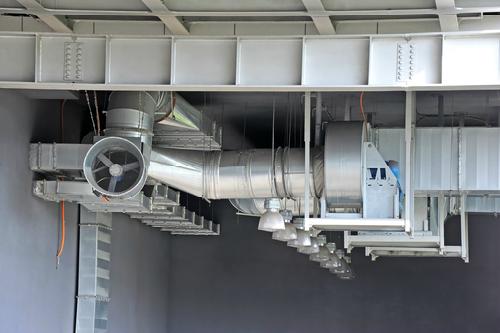 Автоматика систем дымоудаления