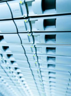 Серверное оборудование и системы хранения данных