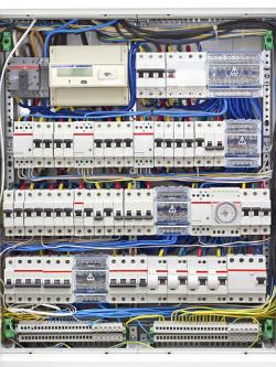 Электроснабжение и электроосвещение