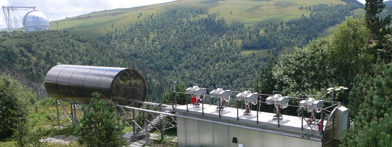 Система широкоугольного мониторинга небесной сферы с субсекундным временным разрешением MМТ